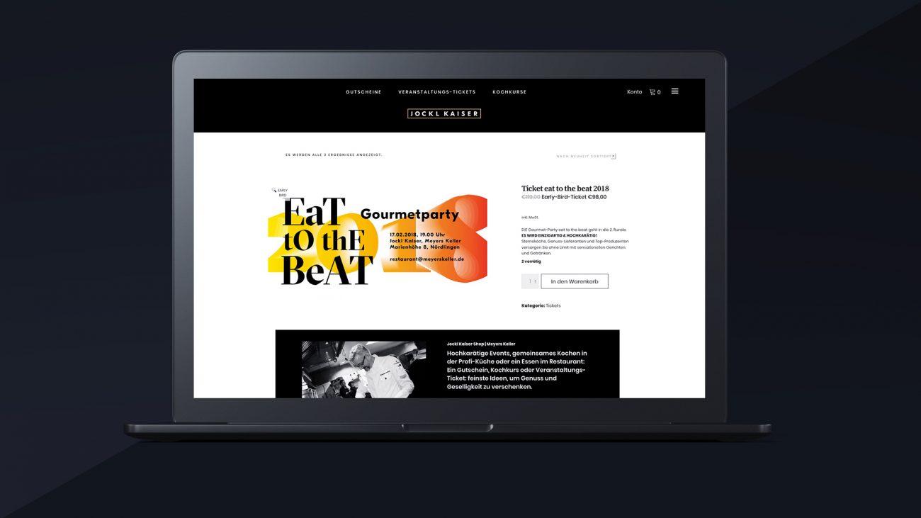 Online Shop Jockl Kaiser