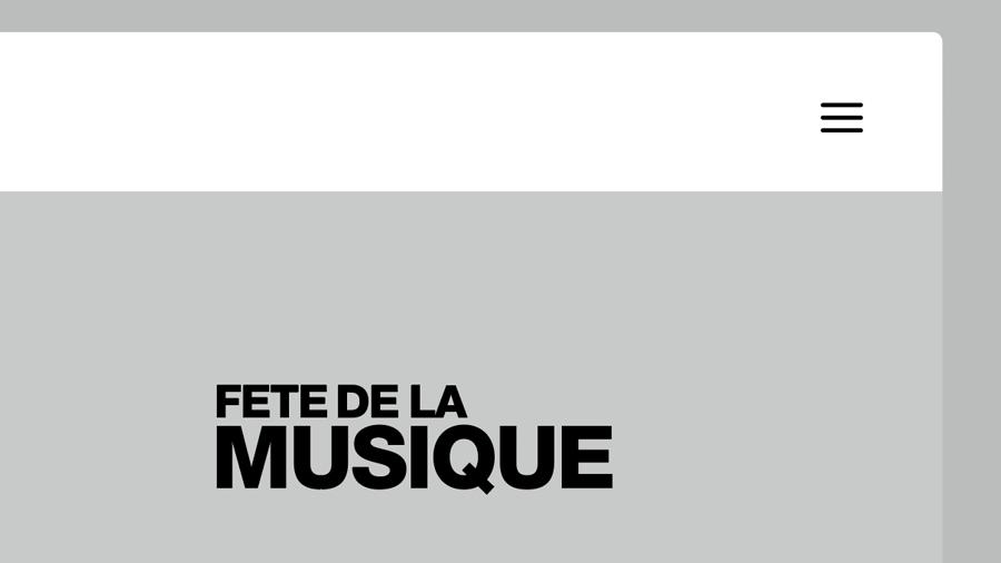 UI – Fête de la Musique Berlin 2019