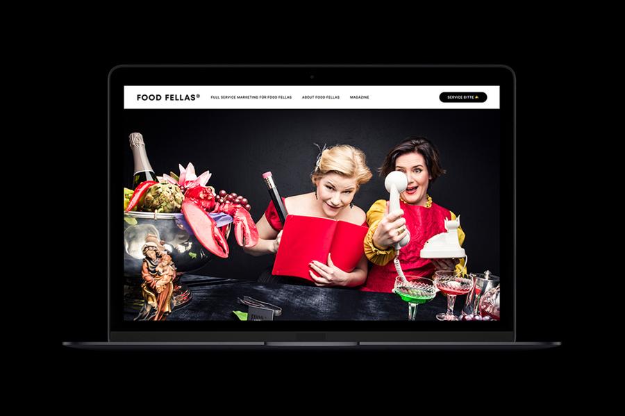 Food Fellas® Marketing